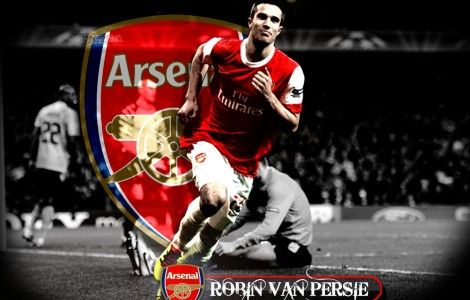 Robin Van Persie Arsenal Wallpapers
