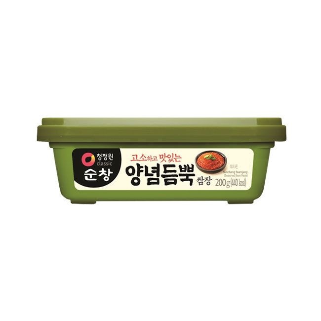 A sauce only used in Korean foods.