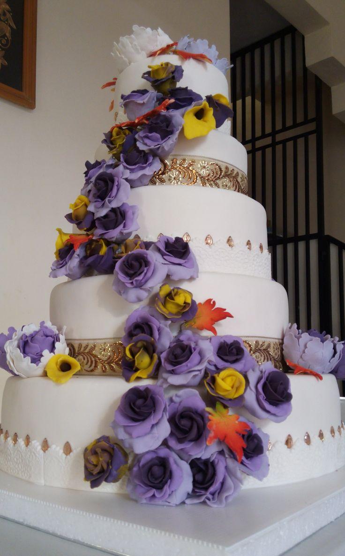 Wedding cake  di Pekanbaru, membuat dan menerima pesanan wedding cake di Pekanbaru