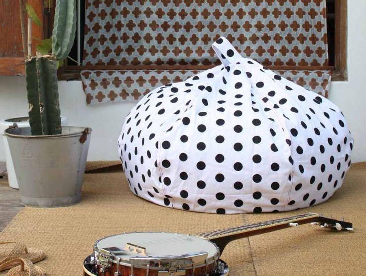die besten 25 sitzsack selber machen ideen auf pinterest sitzsack selber n hen sitzs cke und. Black Bedroom Furniture Sets. Home Design Ideas