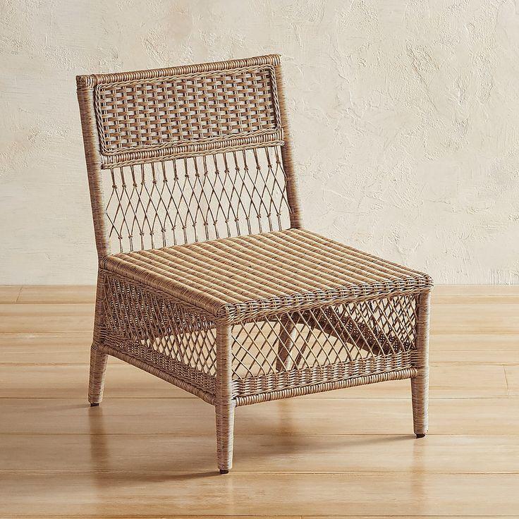 Everly Armless Chair