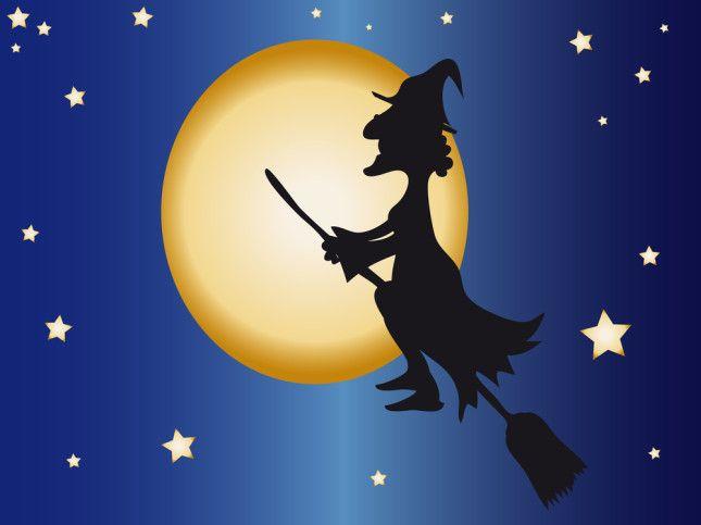 Dolcetto o scherzetto? Per i nostri bambini qualche allegra strega da colorare in occasione della festa più paurosa dell'anno: Halloween!