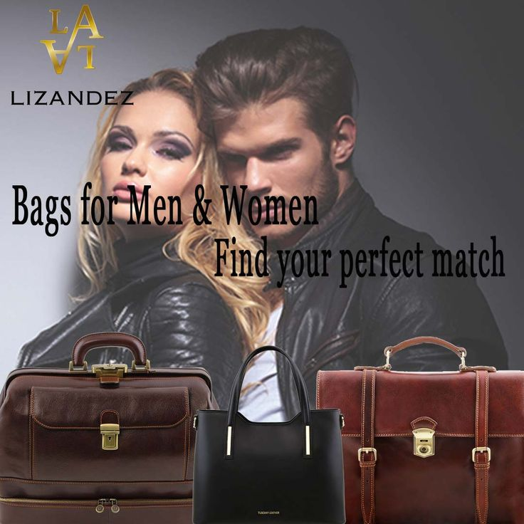 Excite the senses view the range from leather handbags, men's bags, business bags, travel bags & much more