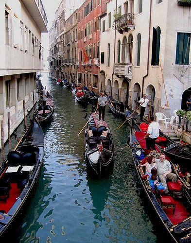 Venezia, one of my favorite places.