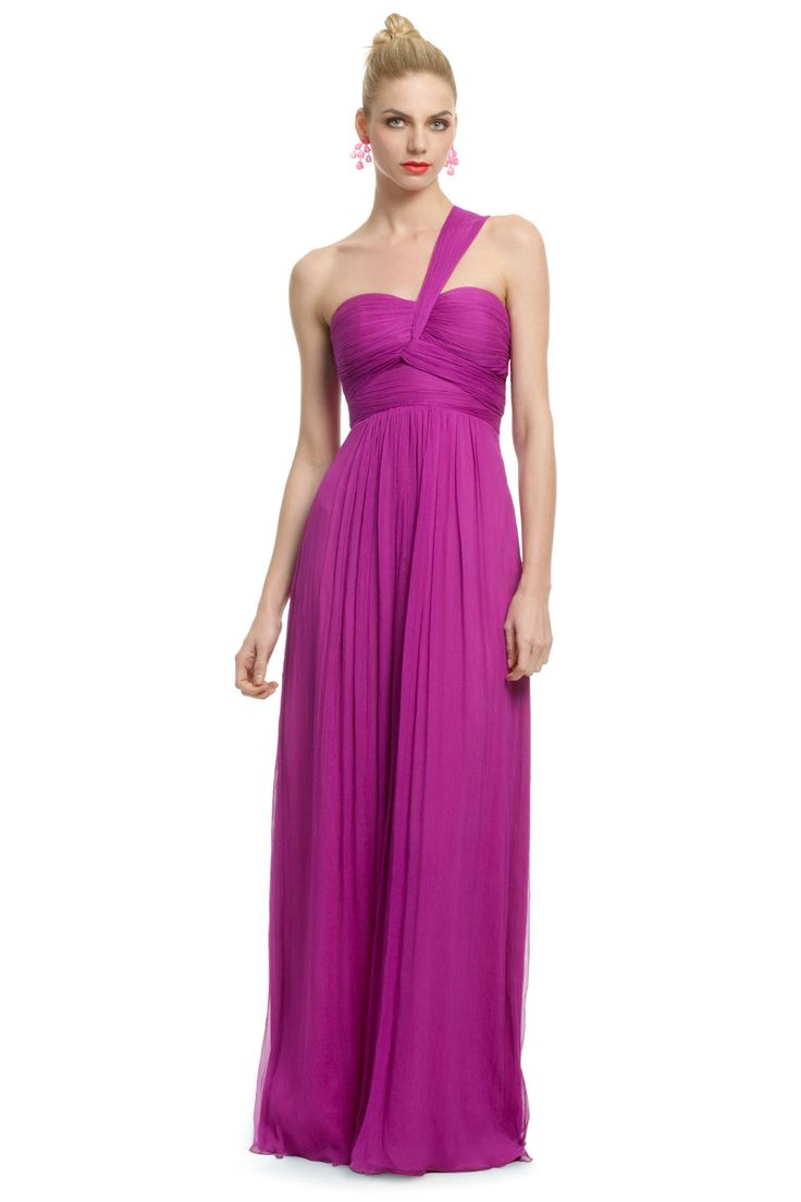 30 best bridesmaid dress color images on Pinterest | Green gown ...