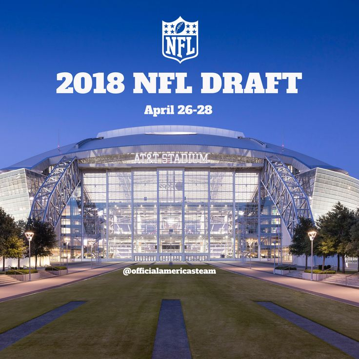 OAT will represent at the NFL draft in 2018. Stay tuned for details on how you can attend!