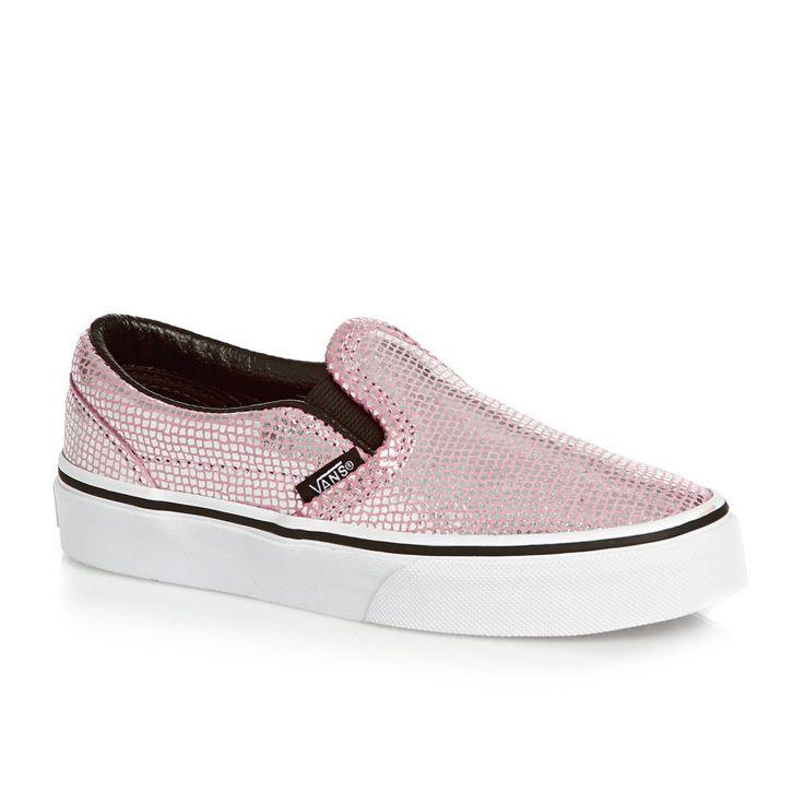 Vans Mary Jane, Zapatillas Unisex Bebé, Rosa (Hot Pink/true White 80a), 25 EU