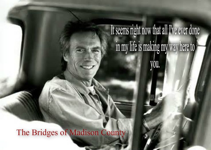 An analysis of the book the bridges of madison county
