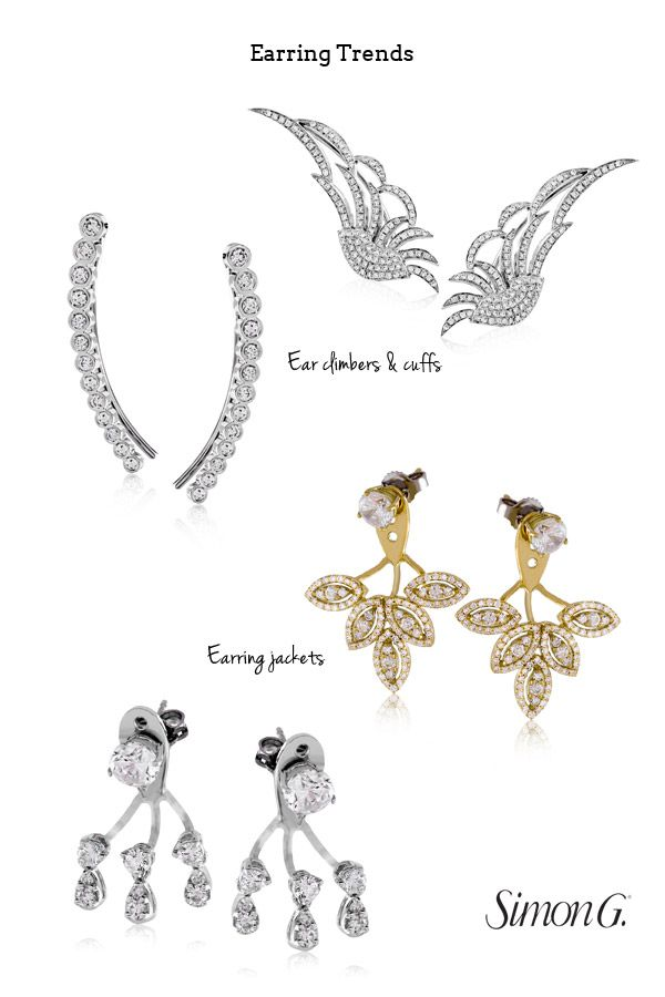 Simon G. Jewelry: Hottest Trends of the Year — Sponsor Highlight | Wedding Inspirasi