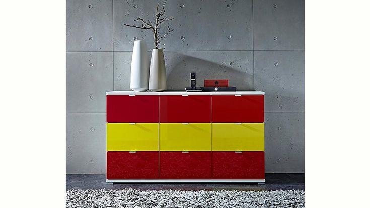 Germania Sideboard »Colorado«, Breite 144 cm Jetzt bestellen unter: https://moebel.ladendirekt.de/wohnzimmer/schraenke/sideboards/?uid=13cf0d6b-6406-5004-adaa-1f47c53ea40e&utm_source=pinterest&utm_medium=pin&utm_campaign=boards #schraenke #wohnzimmer #sideboards