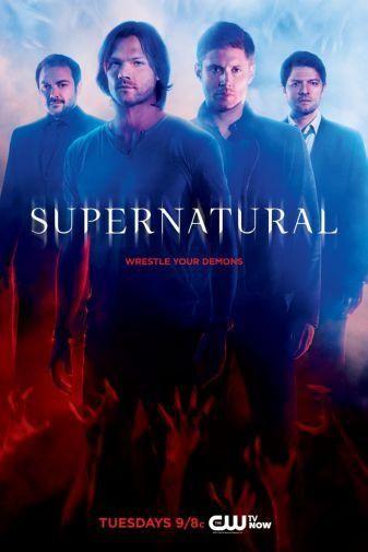 Supernatural poster 24inx36in Poster