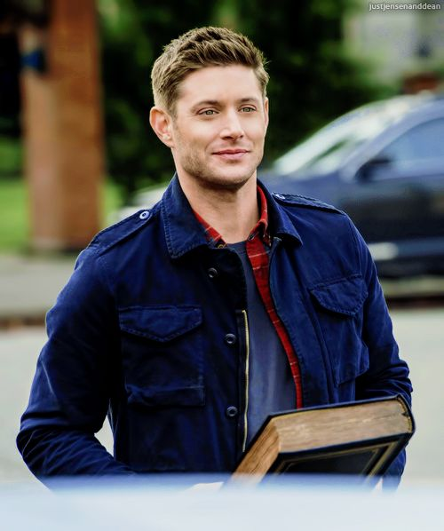 Dean, with the Grimoire, under the effect of the love spell hex bag, 13x12 Various and Sundry Villains