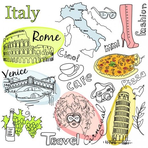 """How to """"be italian"""" while visiting...some interesting tips for travelers who want to live """"la dolce vita"""""""