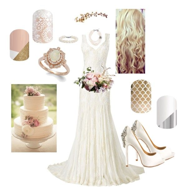 vintage jamberry wedding inspiration
