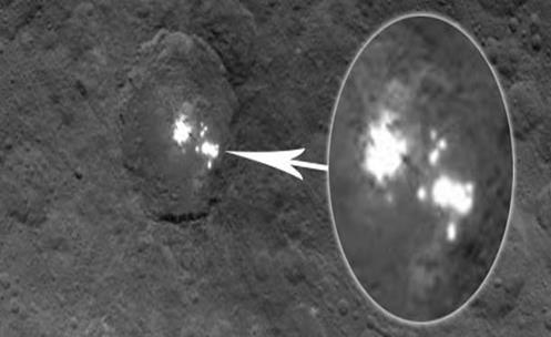 NASA: Imagens Mostram a Existência de Cidades Alienígenas no Planeta Ceres