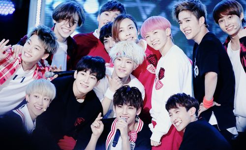 Imagen de Seventeen, kpop, and cute