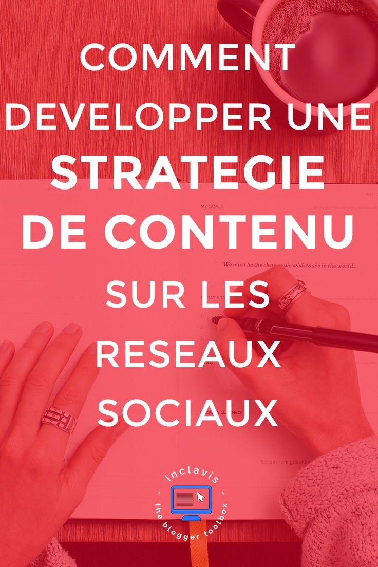 Créer une stratégie de contenu pour les réseaux sociaux est plus à faire que ce que vous croyez. Découvrez comment le faire ici