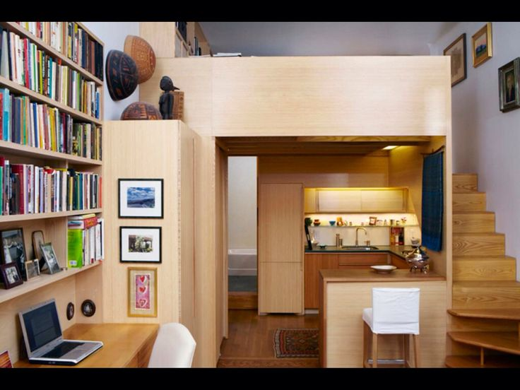 Great design for compact space