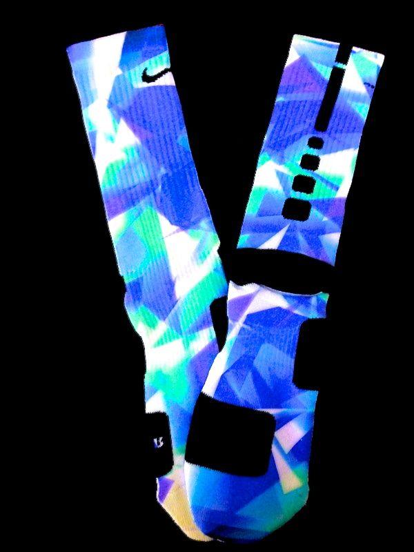 """""""Prism"""" Nike socks"""