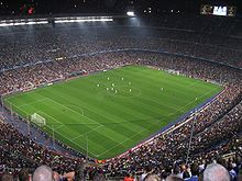 Futbol Club Barcelona, known familiarly as Barca is a sports club based in Barcelona, Spain. It is best known for its football team, which was founded in 1899 by a group of Swiss, English, and Spanish men led by Joan Gamper. The club has become a Catalan institution, hence the motto Mes que un club