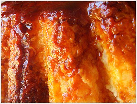 Gâteau de riz au four. Pour ma petite terrine : 70g riz rond, 25cl de lait, 1 œuf, 70g de sucre (50g pour le gâteau et 20g pour le caramel).