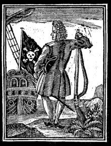 """Stede Bonnet in """"Pirate X"""""""