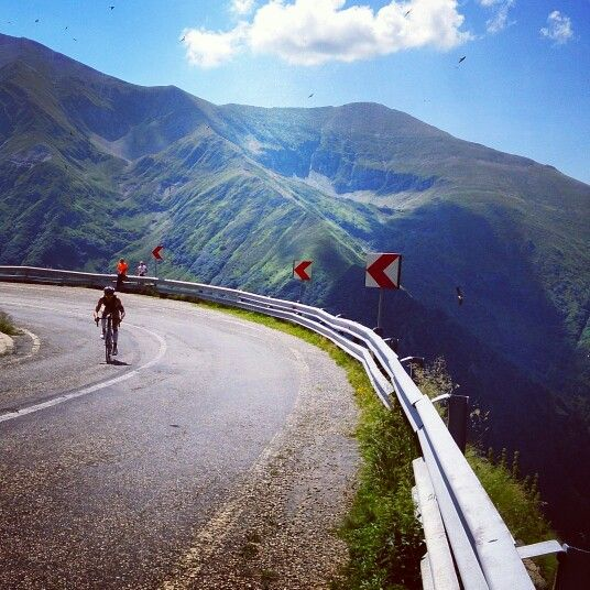 #Transfagarasan #PureRomania #ciclyng #mountains #travel