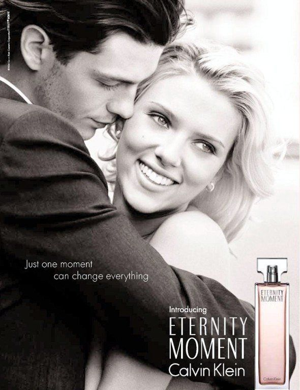 Eternity Moment  Calvin Klein