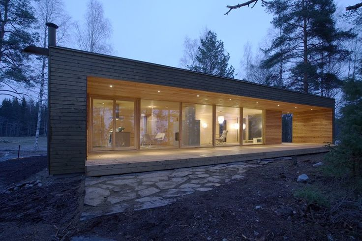 The PlusVilla, a Finnish prefab from Plus Architects