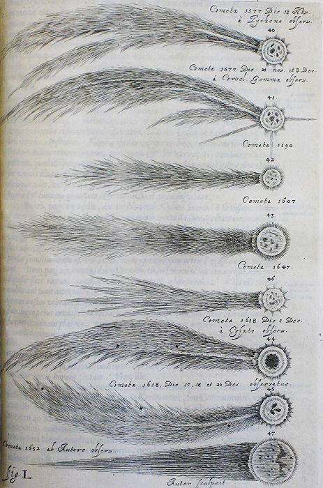 cometographia hevelius - Szukaj w Google