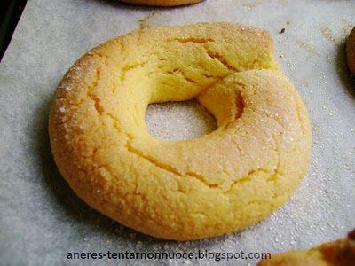 biscotti con farina mais