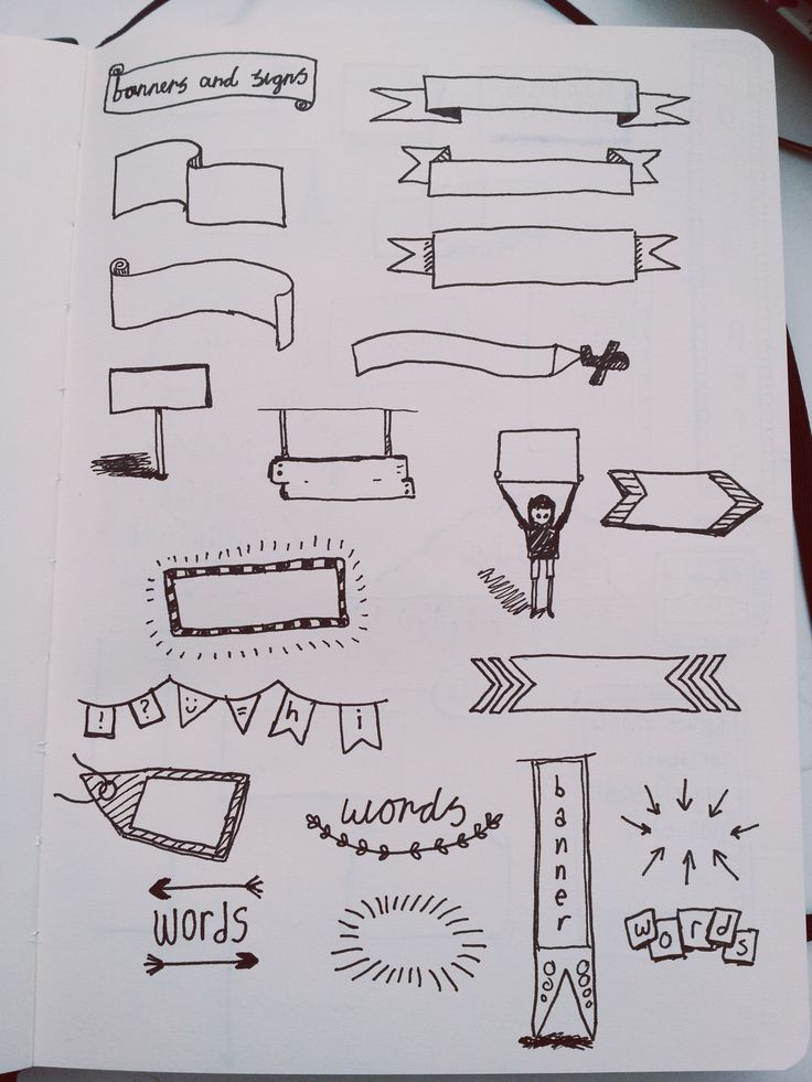 Sketch notes help visual learners to remember notes through r here association of drawings with information.