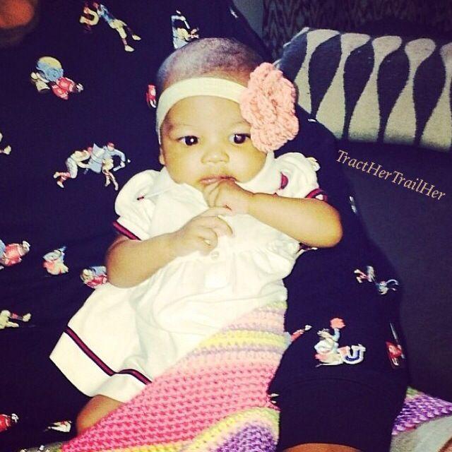 Vanessa Simmons baby | 20140420 233018 Vanessa Simmons Shares More Pics Of Her Baby Girl