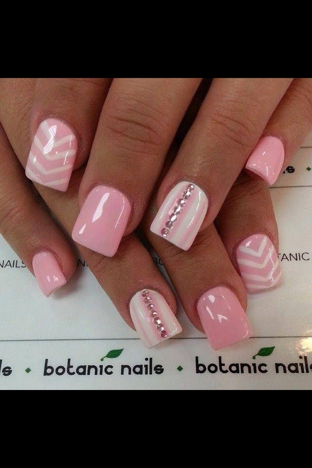 Cute. Gel nails