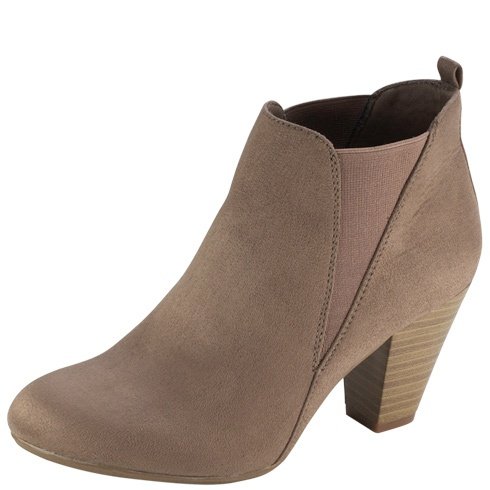 Womens Brash Women's Petra Gore Boot - Payless (Bought these & love them!) #vegan