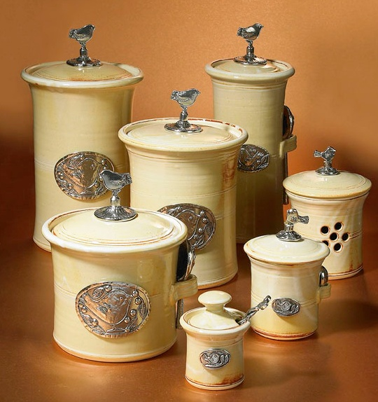 beautiful kitchen canisters 70 best beautiful canister sets images on 10653