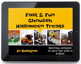 jojoebi designs: Halloween Finger Food