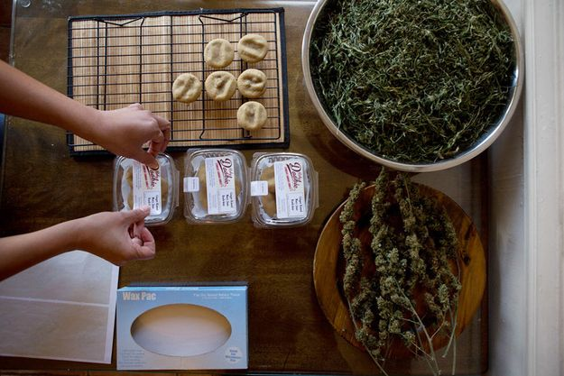 My Life As A Professional Cannabis Baker - BuzzFeed.... Pinch me am I dreaming? This is her full time job?!?!