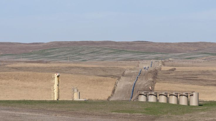 """Executive orders signed yesterday by President Trump have given the """"green light"""" for the completion of the Keystone XL and Dakota Access pipeline construction projects. You may remember how the development of these key energy infrastructure development projects stalled due to the Obama administration's unwillingness to go against the liberal environmental activists like the Environmental …"""