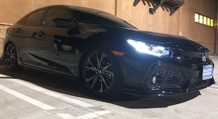 Dat1FK7 Build | 2016+ Honda Civic Forum (10th Gen) - Type R Forum, Si Forum - CivicX.com