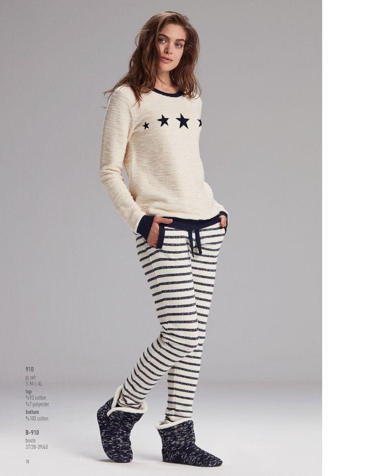 Catherine's 910 Bayan Pijama Takım #Markhacom #Polar #Kışlık #PolarPijamaTakım #YeniSezon #NewSeason #Moda #Fashion #OnlineAlışveriş
