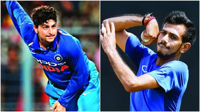India vs Australia With Kuldeep Yadav and Yuzvendra Chahal the Men In Blue are wrist assured - Daily News & Analysis #757Live
