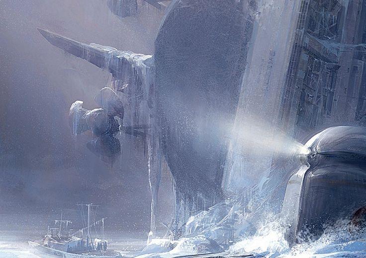 Snowpiercer concept artwork by RB Man | Bong Joon-Ho's ...