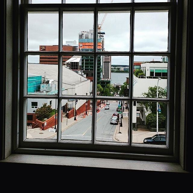 from @halifaxlogan  A rare view from inside the Town Clock courtesy of Open Doors Halifax 2015. Looking forward to checking out the 2016 venues over the weekend! . #imagesofcanada #canadiancollective #snapshot_canada #halifax  #discoverhalifax #novascotia #opendoorshalifax #lovewhereyoulive #ieastcoast #visitnovascotia #historynerd #ohcanada #Tbt