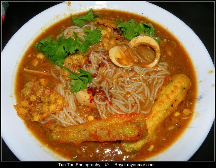 Tun Tun's Photo Diary Burmese food, Asian recipes