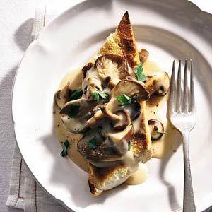 Recept - Ragout van paddenstoelen - Allerhande