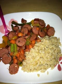 Sausage jambalaya, Smoked sausages and Jambalaya on Pinterest