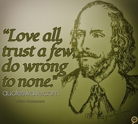 William Shakespeare  Quotes <3<3<3