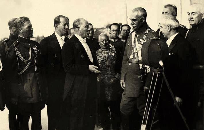 Atatürk'ün Dış Politika İlkeleri