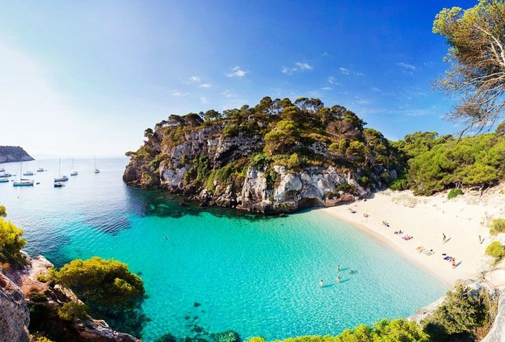How to Get to Menorca from London